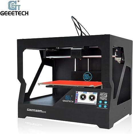 Geeetech Impresora 3D de Escritorio GiantArm D200 FDM Máquina ...
