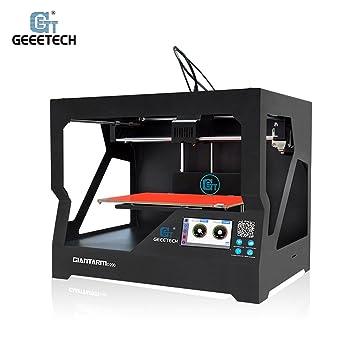 Geeetech Impresora 3D de Escritorio GiantArm D200 FDM ...
