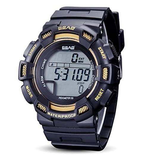 Reloj Digital único para Hombre Reloj Creativo Reloj Inteligente Reloj Militar Reloj Reloj Moda Reloj Deportivo