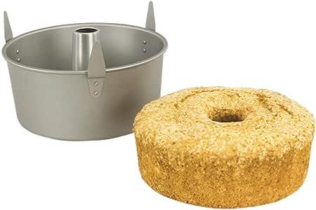 PME ANG073 Angel Cake Pan (7 x 3), Anodised Aluminium