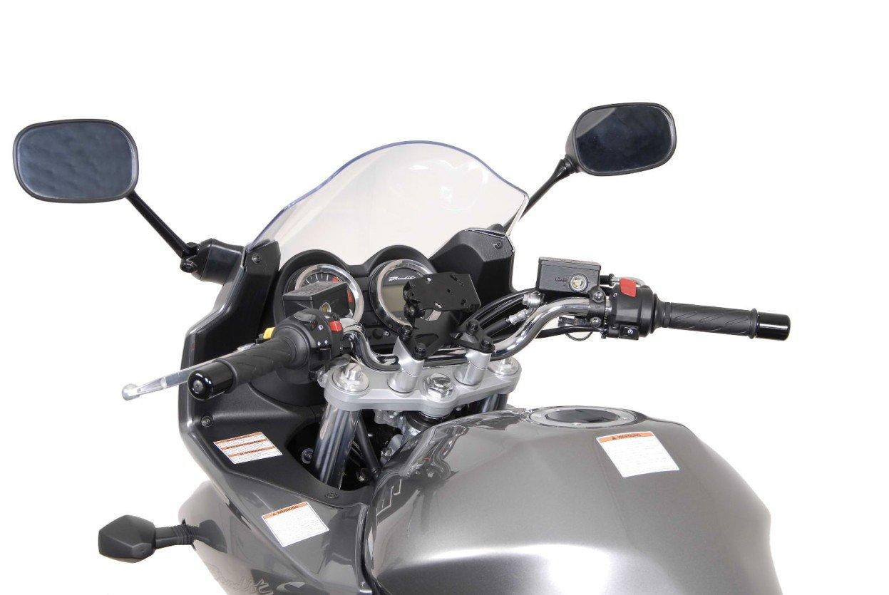 SW Motech Handlebar GPS 00.646.10300/B Type Holder, Black, OS