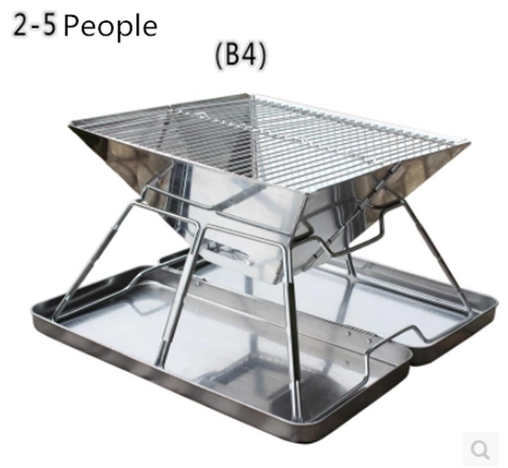 HomJo Barbacoa grill Parrilla de barbacoa de barbacoa de ...
