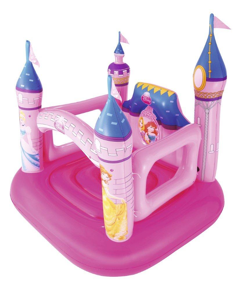 Disney Princess Bestway Bouncy Castle - Pink