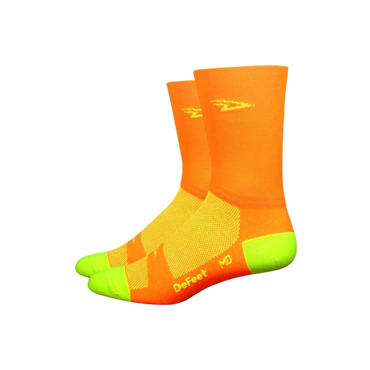 DeFeet Aireator Striper Cuff Socks DeFeet International Inc. AIRTGR