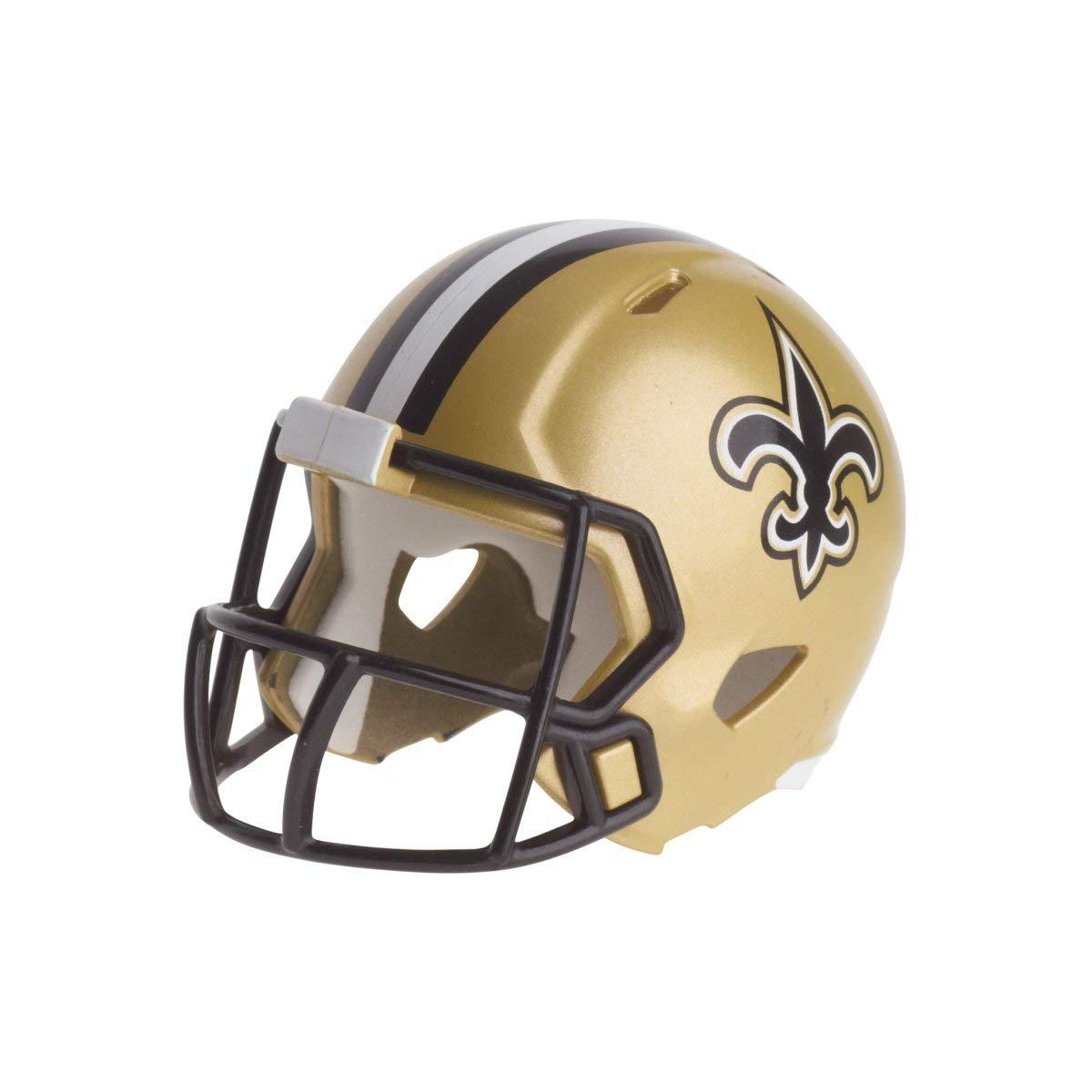 New Orleans Saints Speed Pocket Single Riddell