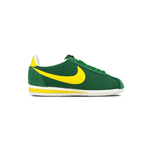 online retailer 083d6 c8aa5 coupon for nike cortez green yellow d6806 861c3