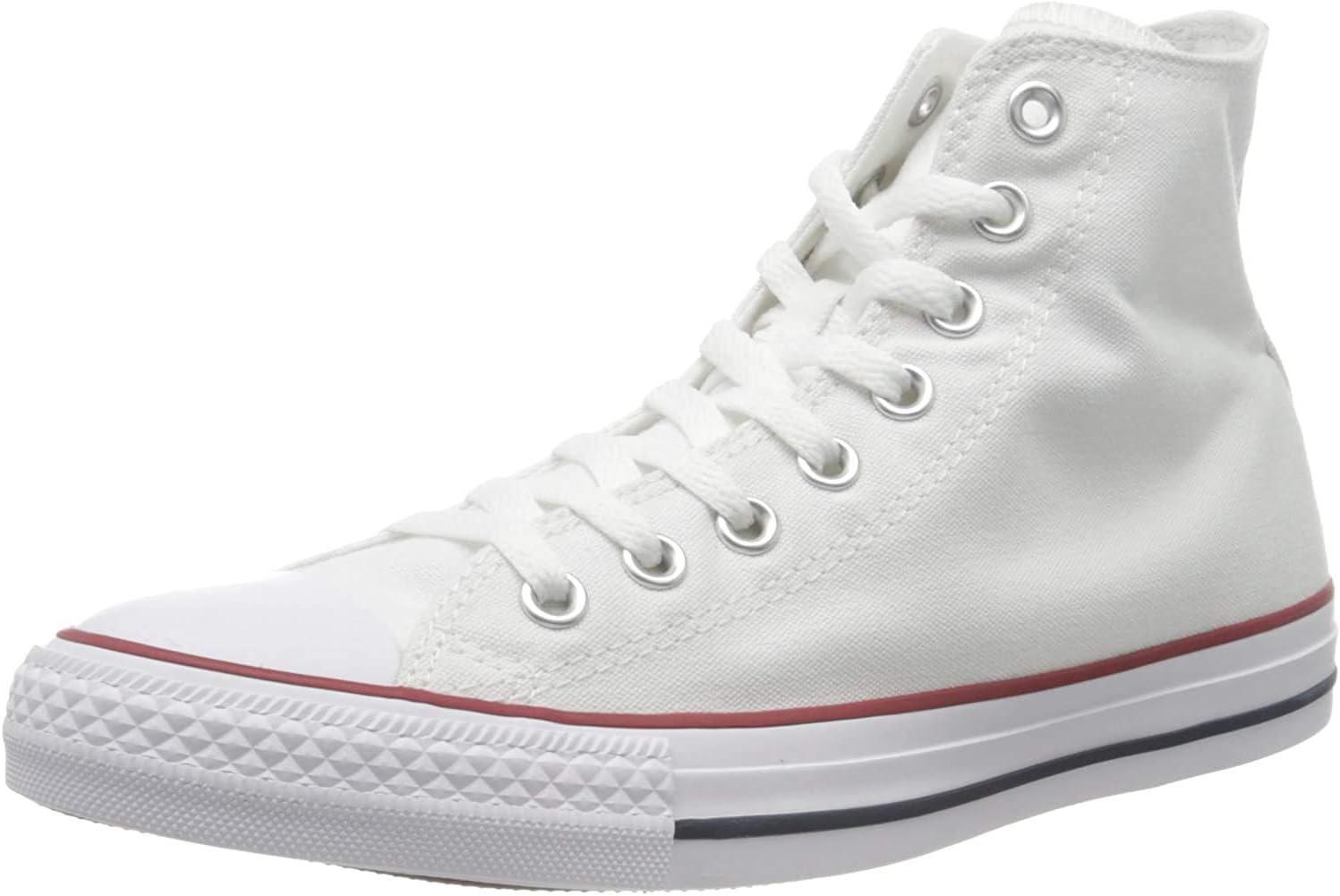 Converse Chuck Taylor All Star Season Hi Sneakers voor volwassenen, uniseks Wit. 7sNQXsRH