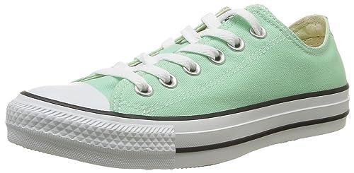 zapatos converse verde menta