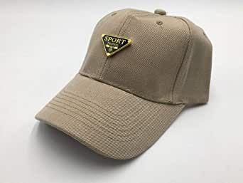 Curved Baseball & Snapback Hat cap