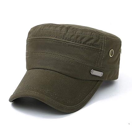 Amazon.com  Sale! Teresamoon Unisex Military Hats Sailor Caps Women ... 4786d644d