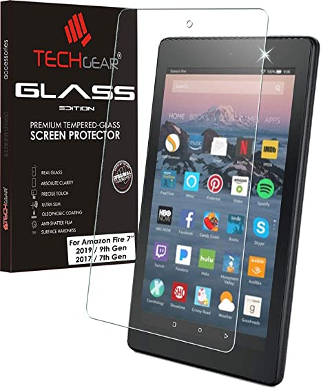 """2015 Tempered Glass Screen Protector Guard For Amazon Fire Kids Edition 7/"""""""