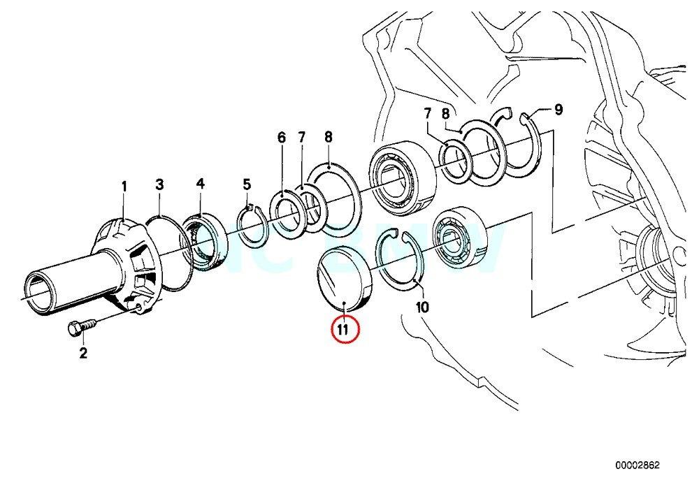 Bmw E21 Vacuum Diagram