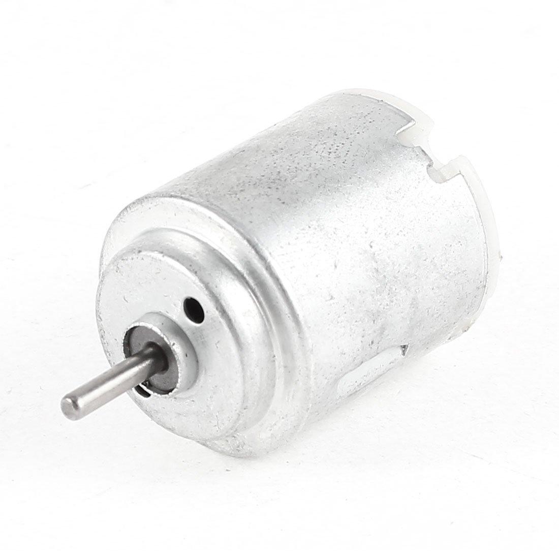 Mini moteur électrique - DC 1,5-6 volts - 7500tr/min - 25x20mm -Pour les modèles RC - Jouets à bricoler