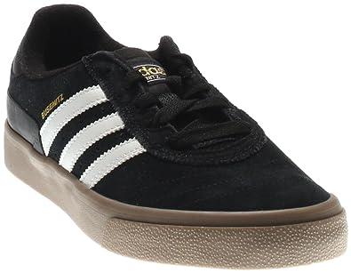 the best attitude 3d86a 9754b adidas Busenitz Vulc Skate Sneakers Core BlackWhiteGum Mens Mens 8.5