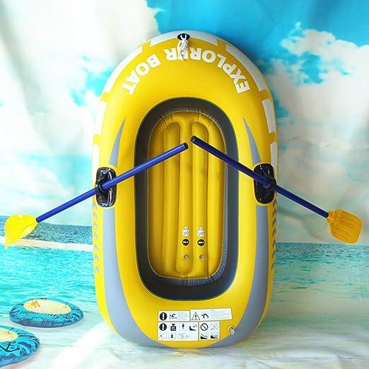 Hinchable Kayak, Canoa con Deportes Acuáticos De Remo, 1 ...