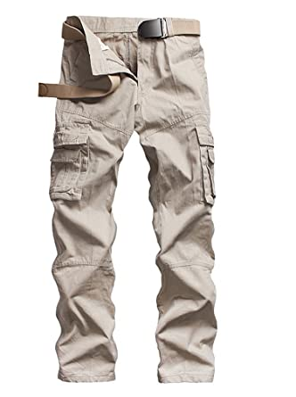 Ghope Herren Hose Cargohose Outdoor Pants Army Camouflage Chino Vintage  Jogger Cargotaschen Trainingshose 5 Farben  Amazon.de  Bekleidung 99e9f32efd