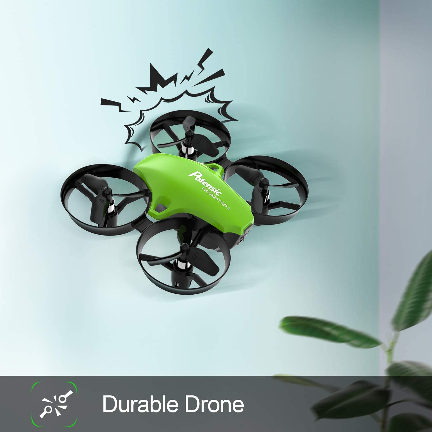 Potensic A20 Mini Drone is the durable rc nano quadcopter in my review