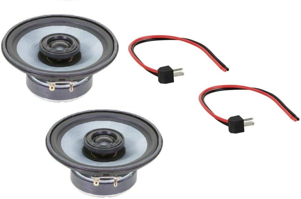 Audio System 12cm Lautsprecher Für Mercedes W124 E Klasse Front Armaturenbrett