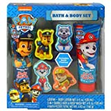 Paw Patrol Bath & Body Set In Box