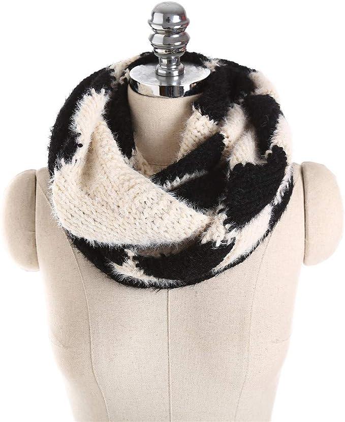 AiNaMei La Sra. Otoño e invierno suave moda cálida babero