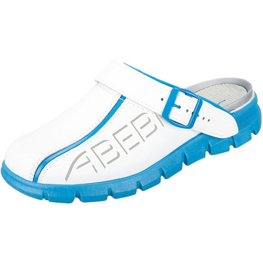Abeba 7312 –  35 Dynamic Pantoffeln, Mehrfarbig, 7312-45