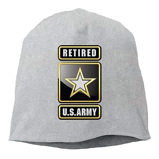 Amazon com: LXXYZ Beret Knit Cap US Army Retired Knit Cap