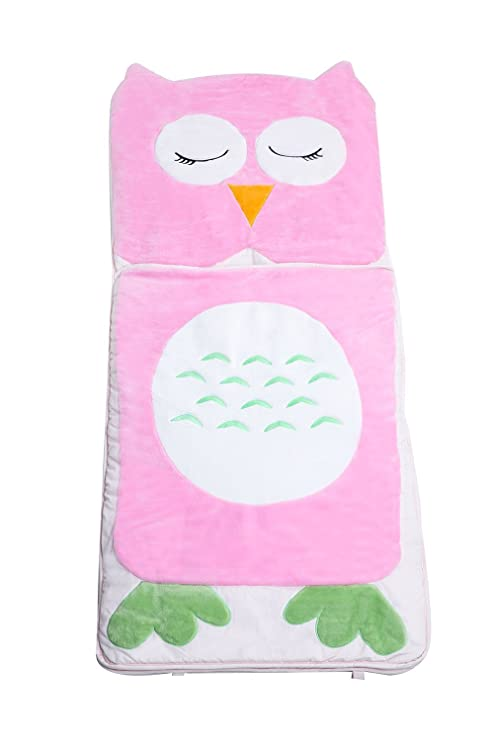 on sale c65a0 e8fe2 Asweets Owl Furry Toddler Kids Sleeping Bag