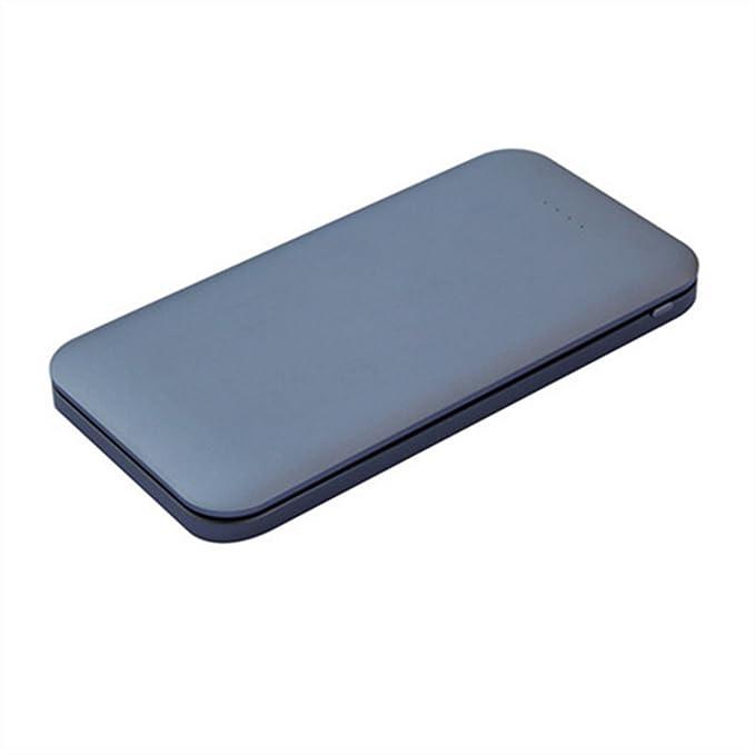 Amazon.com: Lian estilo de vida portátil de 6000 mAh ...