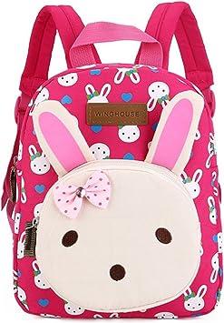 Donalworld de los niños Cute Kawaii conejo algodón mochila ...