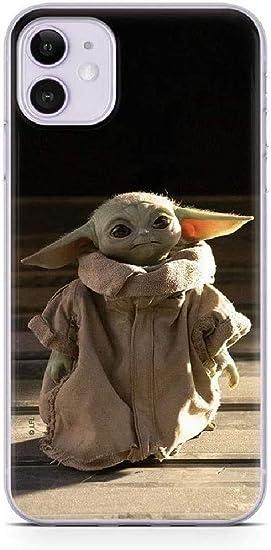 Original Star Wars Coque de Protection pour Baby Yoda 001 IPHONE 11 Phone Case Cover