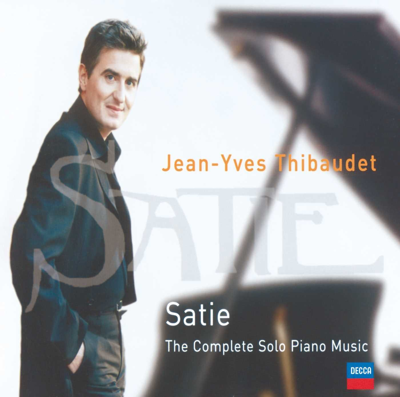 The Complete Solo Piano Music [5 CD Box Set]