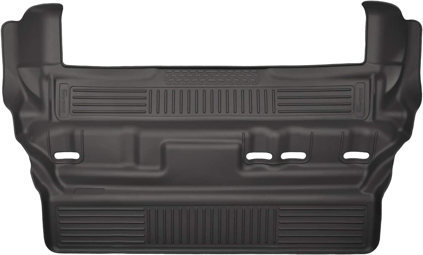 2015-19 GMC Yukon Cargo Liner Behind 2nd Seat 2015-19 Chevrolet Tahoe Husky Liners Fits 2015-19 Cadillac Escalade