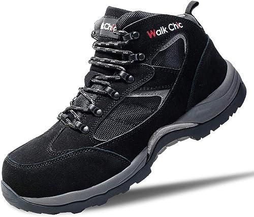 Walkchic Steel Toe Shoe review