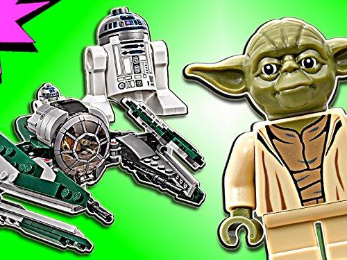 Clip: Yoda's Jedi Starfighter