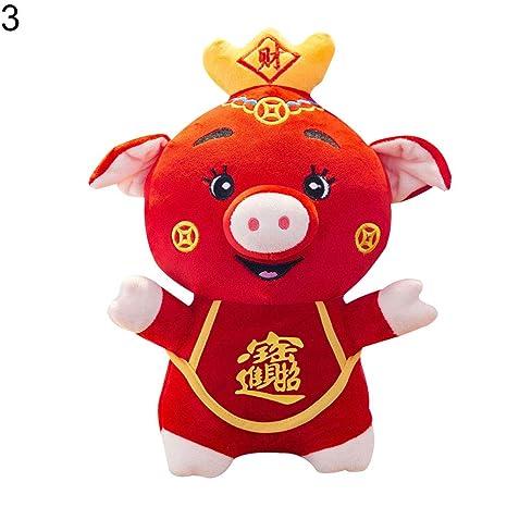 mAjglgE 2019 - Disfraz de Cerdito para el año China: Amazon.es ...