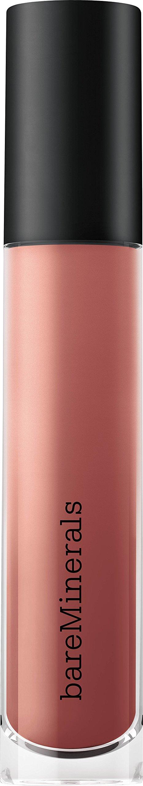 bareMinerals Gen Nude Matte Liquid Lip Color, Boss, 0.13 Fluid Ounce