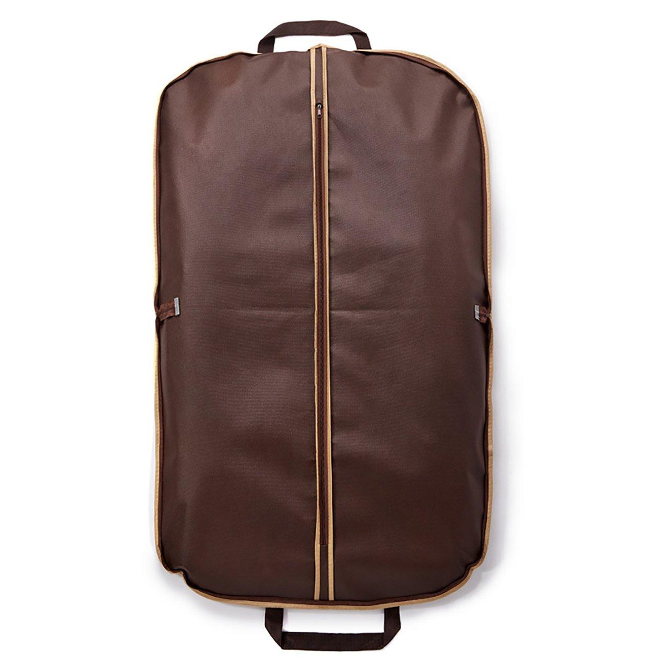 THEE Foldable Suit Dress Garment Bag Coat Dust Cover Travel Bag 39x23.6 2pcs