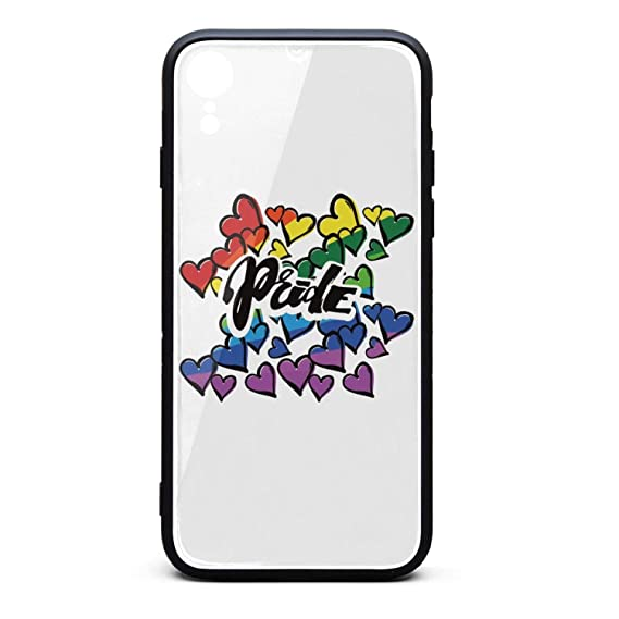 Amazon.com: Gay Pride LGBT Lesbian Phone Case for iPhone xr ...