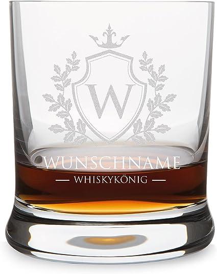 Leonardo Vaso de whisky con grabado personalizado - Diseño a ...