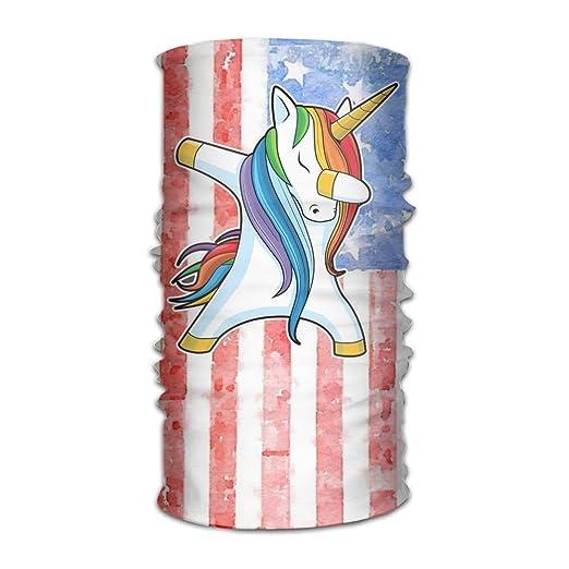 Amazon.com  Unicorn Dabbing 16-in-1 Magic Scarf f5ad92915a2