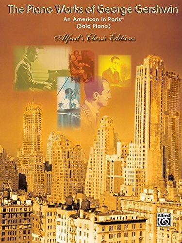 - An American in Paris: Advanced Piano Solo Arrangement