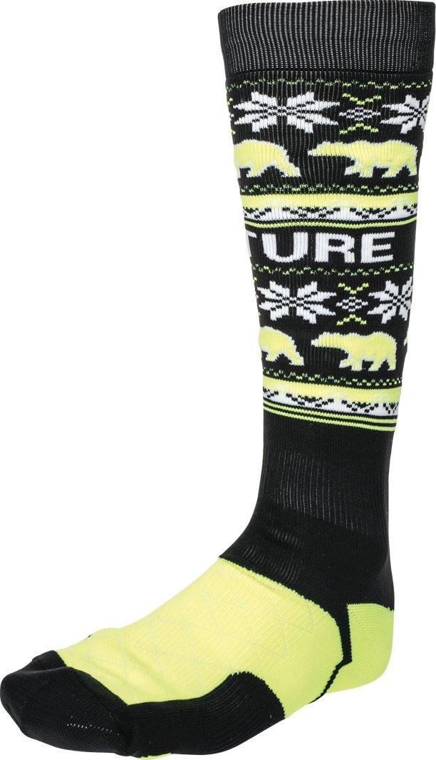 PICTURE BEARY Socken 2016 neon yellow