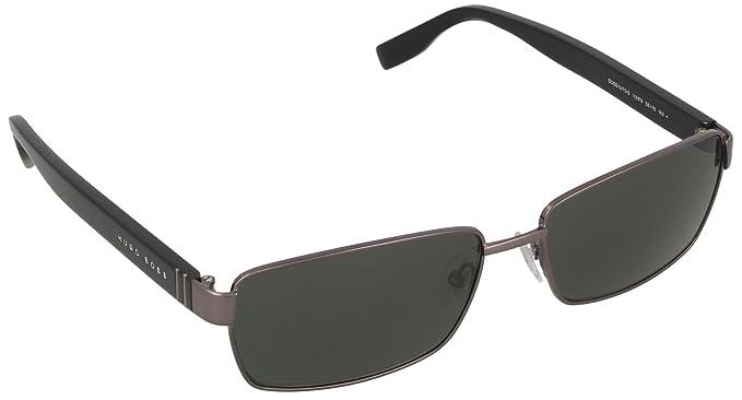 Boss Herren Sonnenbrille » BOSS 0475/S«, schwarz, 10G/70 - schwarz/grau