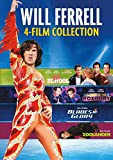 DVD : Will Ferrell 4-Film Collection