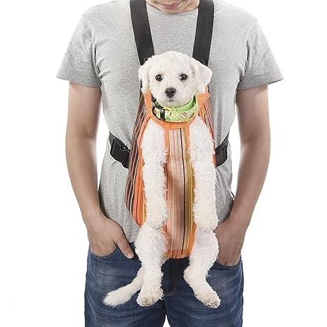 Mochila Bolsa para Perro Gato Mascota Bolsa de Transporte para Perros/Gatos Transportín para animales