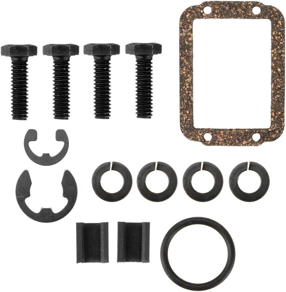 Ensun 600-202 4WD Vacuum Actuator Front Axle Shift Actuator for Dodge Jeep Ram 4x4 Replaces 4506116 4882682