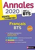 Annales ABC du BTS 2020 Français