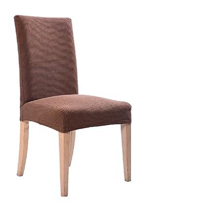 Fodera protettiva ed elasticizzata per sedia da sala da pranzo ...