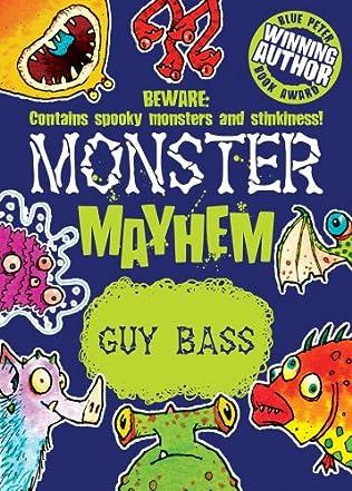 book cover of Monster Mayhem