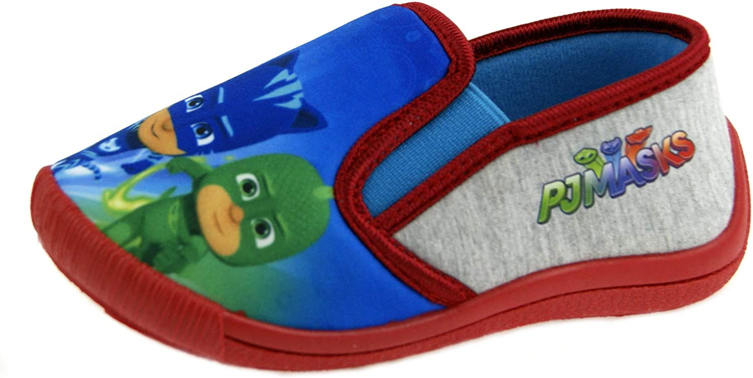 Lora Dora PJ Masks Boys Slippers Indoor House Shoes